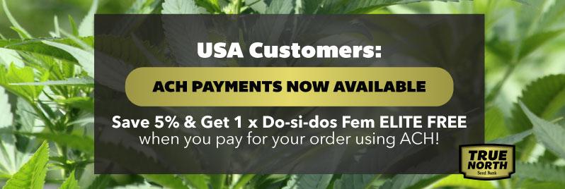 ACH Payment Promotion